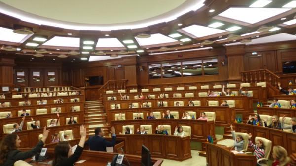 Parlamentul a votat în prima lectură proiectul de lege cu privire la promovarea ocupării forței de muncă