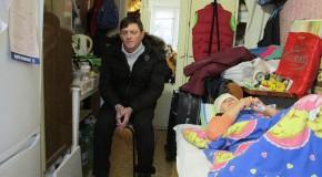 Priviţi cu ochii mari, aşa sunt abandonaţi românii la Tiraspol