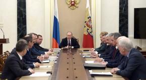 Putin, panicat din cauza situaţiei din Rep. Moldova? A convocat Consiliul de Securitate