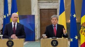 Programul vizitei premierului Dacian Cioloș la Chișinău