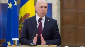 Premierul de la Chișinău se întâlnește cu președintele Ucrainei