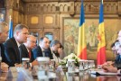 Consultare între președintele Iohannis și premierul Filip