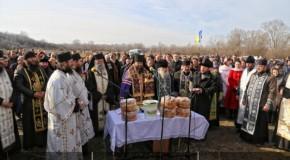 La Cernăuți au fost comemorați românii ucişi de ostaşii sovietici la Lunca