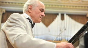 Maestrul Eugen Doga, la Academia Română de Ziua Culturii Naționale