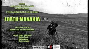 Filmele fraților Manakia, prezentate la Clubul Țăranului