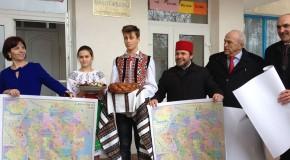 Dodon o să vadă roșu în fața ochilor: Harta României interbelice a ajuns în satul lui de baștină