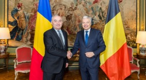 Rep. Moldova, subiect de discuţie între ministrul de Externe al României şi omologul său belgian