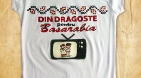 Din dragoste pentru Basarabia: Campanie de licitație pentru Unirea TV