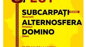 98 de ani de la Unirea Basarabiei cu România: Concert Subcarpați la Chișinău și Alternosfera la București