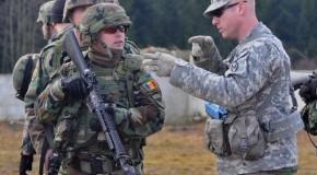 Militari din România şi Rep. Moldova se antrenează în Bulgaria