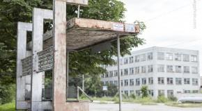 Staţiile de autobuz din Rep. Moldova, parte a unui proiect fotografic canadian