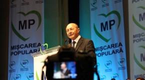 Băsescu va depune în Parlament un proiect privind unirea cu Rep. Moldova