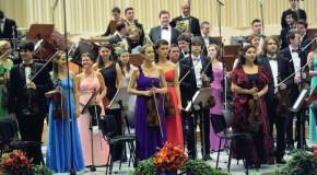 Concert simfonic al Orchestrei Române de Tineret, în premieră la Chișinău