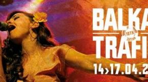 Dansuri tradiţionale din România şi Rep. Moldova în cadrul festivalului Balkan Trafik