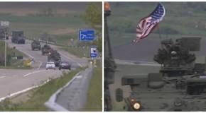 VIDEO – Tehnica militară americană în Rep. Moldova