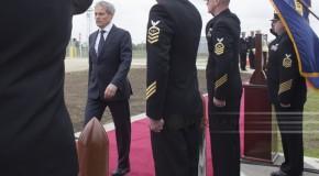 Premierul României, decorat de președintele Republicii Moldova
