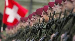 Militari elveţieni vor sosi în Rep. Moldova