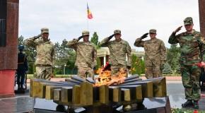 O nouă acțiune a militarilor americani în Chișinău