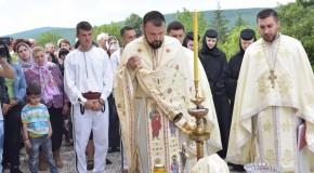 O nouă biserică românească a fost sfințită în Timoc