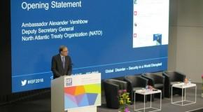 Subiectul Rep. Moldova, abordat în cadrul Forumului Internaţional de Securitate de la Geneva