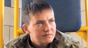 "Nadia Savcenko: Rusiei i s-au iertat multe crime. ""Vorbim despre Transnistria…"""