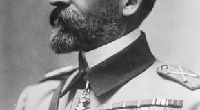 Regele Ferdinand revine la Chișinău