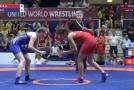 Aur pentru Republica Moldova la Campionatul European de lupte