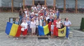 Basarabenii, aşteptaţi cu braţele deschise de oficialităţile din Botoşani
