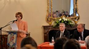 A.S.R. Principesa Moştenitoare Margareta: Muncim zi de zi să aducem Basarabia acasă