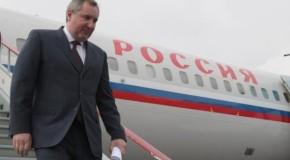 """Rogozin vine la Chişinău să-i învârtă """"cheiţa prezidenţială"""" lui Igor Dodon. Tinerii Moldovei protestează"""