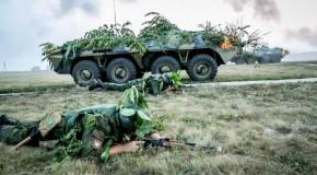 Trupele ruse din reg. transnistreană se pregătesc, pentru al treilea an consecutiv, să forţeze Nistrul