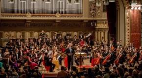 Orchestra cu cei mai valoroși muzicieni din România și Republica Moldova, în concert la Berlin