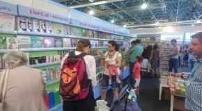 Salonul de Carte Bookfest Chișinău, un succes de Ziua Limbii Române