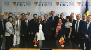Autoritățile de la Sibiu: Ne-am primit frații din Republica Moldova