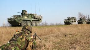 Militarii din România şi cei din Rep. Moldova fac front comun la Babadag