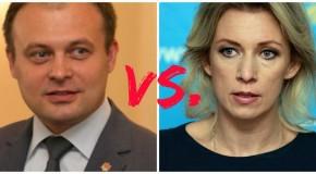 Candu vs. Zaharova. Repriza a II-a