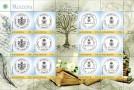 Mărci poştale personalizate, dedicate comunei Crihana Veche