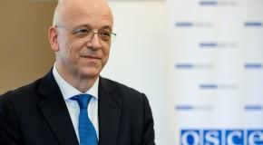 """Reprezentantul OSCE german pentru conflictul transnistrean, vizită în Rep. Moldova pe fondul """"îngheţului"""" din Comisia Unificată de Control"""