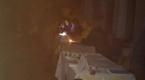 În raionul Hânceşti, vot la lumina lumânărilor. Doar vremea să fie de vină pentru penele de curent?