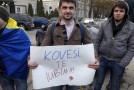 """Mesaj din Rep. Moldova: """"Laura, nu ai loc la București? Vino la Chișinău!  Dacă se face Unirea, se rezolvă și restul problemelor"""""""