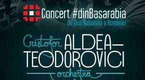 Concert extraordinar la București al fiului regretaților Ion și Doina Aldea-Teodorovici, de Ziua Națională a României