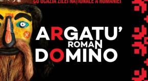 Argatu', romaN și DOMINO, în concert la Chișinău, de Ziua Națională a României