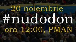 Un nou protest de amploare se anunță la Chișinău. Organizatorii cer repetarea turului II al alegerilor prezidențiale