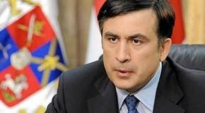 "Mihail Saakaşvili: ""Moldovenii râd de noi"""