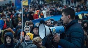 Încep presiunile la adresa protestatarilor: Liderul ODIP, cercetat de poliţie