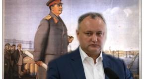 """Dodon a semnat decretul de demitere a lui Anatol Şalaru. Preşedintele Rep. Moldova, mesaj cu """"parfum"""" de rechizitoriu sovietic pe Facebook"""