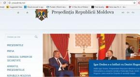 Dodon începe atacul asupra românismului în Rep. Moldova