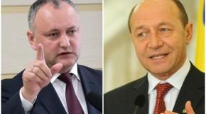 Traian Băsescu vs. Igor Dodon. Cum a decurs prima înfățișare în procesul legat de cetățenia Rep. Moldova