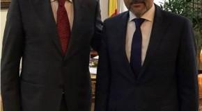 Despre ce au discutat Anatol Șalaru și ministrul Afacerilor Externe de la București