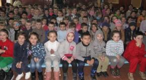 1500 de copii și profesori, participanți la Caravana limbii române în sudul Rep. Moldova